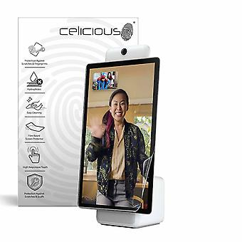 Celicious Impact Anti-Shock Shatterproof Screen Protector Film Compatible with Facebook Portal Plus