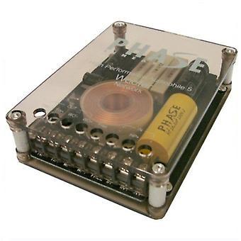 1 par av fase lineær audiophile 5 woofer frekvens crossover 2-veis