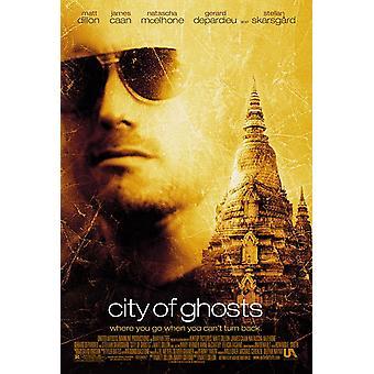 City Of Ghosts (Single Sided Regular) (2002) Original Cinema Poster