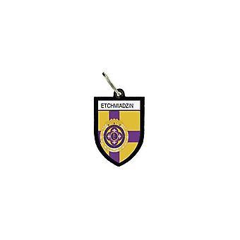 Deur Cles sleutels cle Flag collectie stad Blason Ejmiatsin Armenie