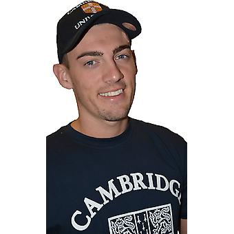 Licenseret Cambridge University™ baseball cap Navy farve
