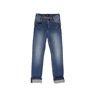 BOSS Kidswear Light Wash Slim Fit Jean