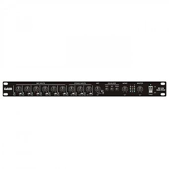 Clever Acoustics Zm122 Rackmount Audio Mixer
