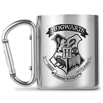 Harry Potter Hogwarts Crest Carabiner muki