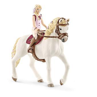 شليش 42515 صوفيا وزهر نادي الحصان التمثال (42515)