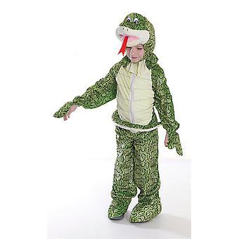 Boys Snake Fancy Dress Costume (5-6 Years)