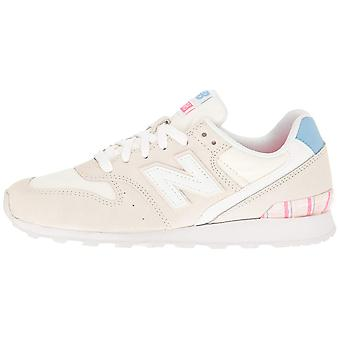 New Balance Womens WL696 Low Top Lace Up Fashion Sneakers