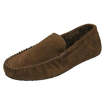 Mens Freestep Casual Slippers Clark
