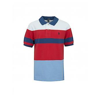 Polo Ralph Lauren Childrenswear Block Stripe Polo