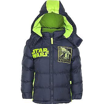 Star Wars Boys Hooded Jacket / Coat