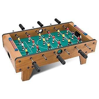Fussball Tisch 69 cm, 2 bis 4 Personen für zuhause oder im Büro, 2 Bälle
