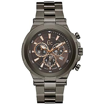 Gc Guess Collection Y23004g4 Structura Men's Watch 44 Mm