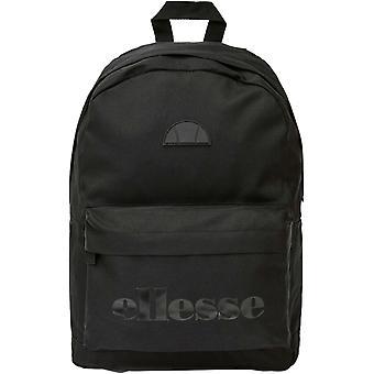 Ellesse Regent Backpack Bag Black Mono 70