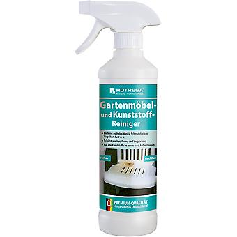 HOTREGA® garden furniture and plastic cleaner, 500 ml spray bottle