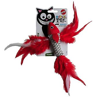 Agrobiothers Catnip Chew Fish Cat Toy (Cats , Toys , Plush & Feather Toys)