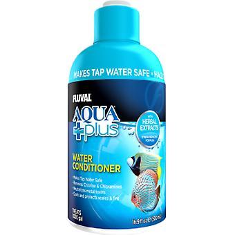 Fluval Water Conditioner Aquaplus (Fish , Maintenance , Water Maintenance)