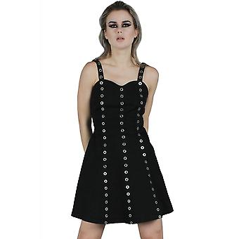 Jawbreaker Clothing Wild West Eyelet Dress