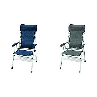 Brunner Kerry Suspension Aluminium Recliner Camping Chair