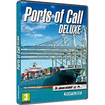 Käyntisatamissa Deluxe PC CD peli