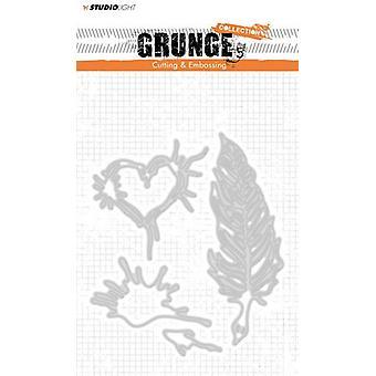 Studio Light Grunge 2.0 Collection Coupe & Gaufrage Die-NR. 177
