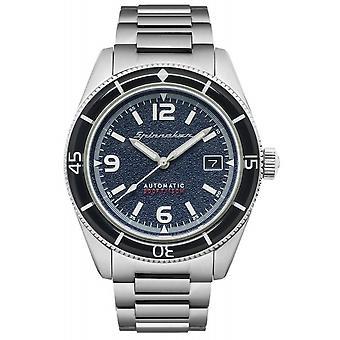 Spinnaker SP-5055-22 Gent's Fleuss Blue Dial Wristwatch
