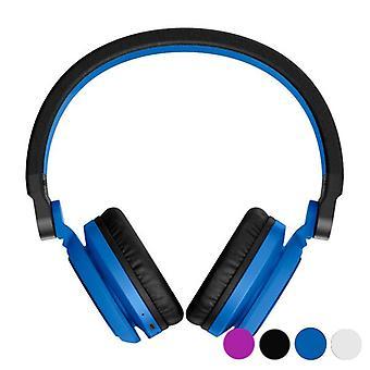 Bluetooth Fones de ouvido Sistem Urban 2 300 mAh/Branco