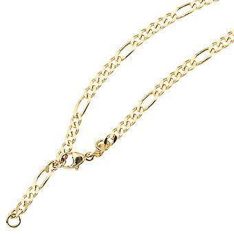 Nilkka nilkka tiini 333 kultaa keltainen kulta 25 cm karbiini