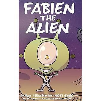 FABIEN THE ALIEN by Gago & Noel