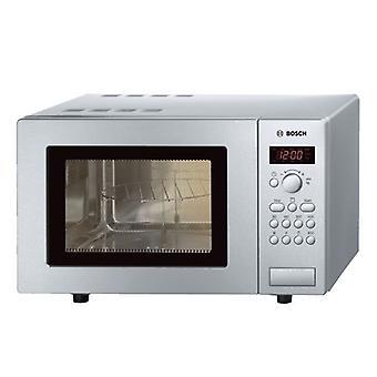 Mikrowelle mit Grill BOSCH HMT75G451 17 L 800W Edelstahl