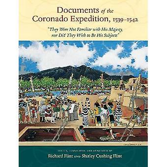 Dokumenter fra Coronado Expedition - 1539-1542 - De var ikke Famil