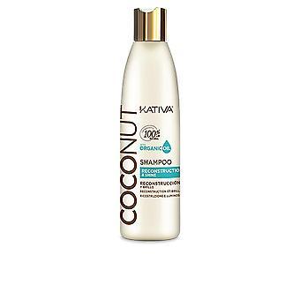 Kativa Coconut Shampoo 500 Ml för kvinnor