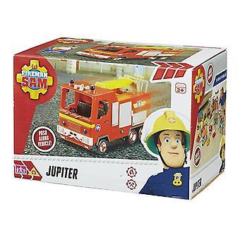 Fireman Sam Jupiter Vehicle use with Fireman Sam Little Character figures