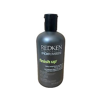 Redken pour les hommes finish Up Daily Weightless Conditioner 8.5 OZ