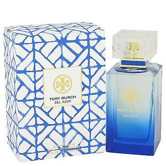 Tory Burch Bel Azur Eau De Parfum Spray By Tory Burch 3.4 oz Eau De Parfum Spray