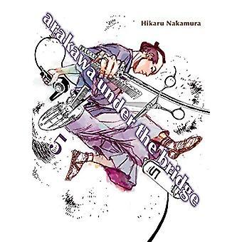 Arakawa Under The Bridge - 5 by Hikaru Nakamura - 9781947194243 Book