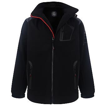 Kam Jeanswear Mens Tall Fit Soft Shell Perfomance Jacket