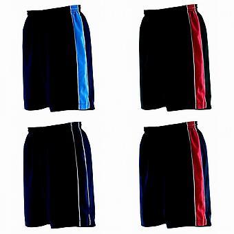Finden & Hales Mens Contrast Sports Shorts