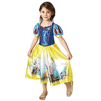 Girls Snow White Costume - Disney