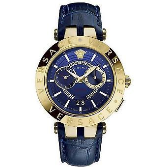 Versace VEBV00219 V-Race Men's Watch 46 mm
