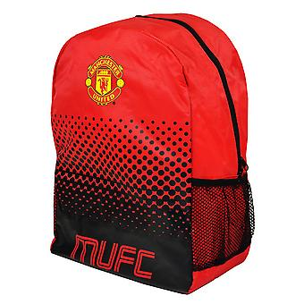 Manchester United FC officiel Fade Backpack
