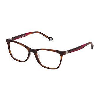 Carolina Herrera Dark Tortoise NHS Glasses