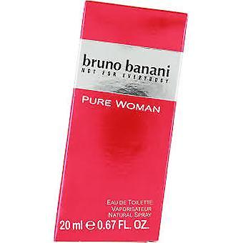 Bruno Banani Pure Woman Eau de Toilette 20ml EDT Spray