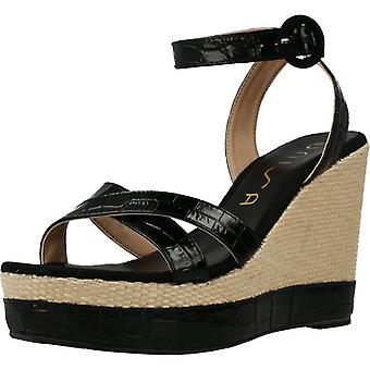 Unisa Sandals Montea Kleur Zwart