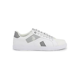 U.S. Polo Assn. - Shoes - Sneakers - FETZ4136S0_Y1_WHI-LIGR - Men - white,gray - EU 45