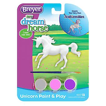 Premium Paint Your Own Unicorn Craft Kit for Kids