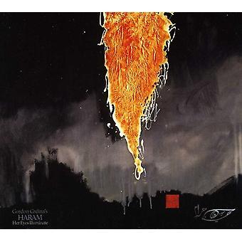 Gordon Grdina & Haram - Her Eyes Illuminate [CD] USA import
