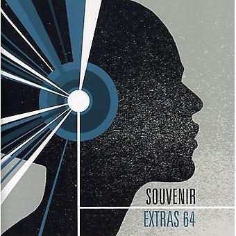 Souvenir - Extras 64 [CD] USA Import