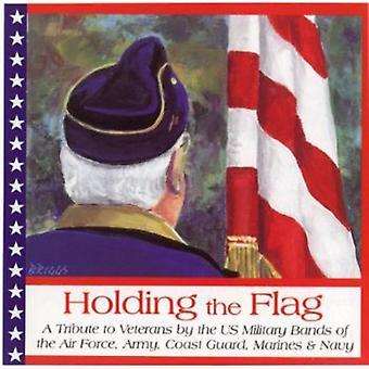 Holding the Flag - Holding the Flag [CD] USA import