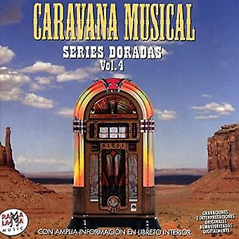 Caravana Musical Vol 4 [CD] USA import