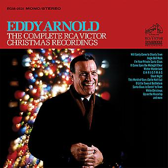 Eddy Arnold - Eddy Arnold: Complete Rca Victor Christmas Recordings [CD] USA import